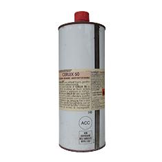 CERLUX 50 - Chất phủ bóng cho bề mặt chải