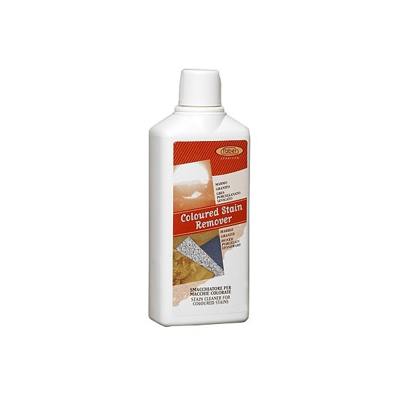 COLOURED STAIN REMOVER - Loại bỏ vết ố màu