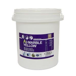 A3 YELLOW - Wet Polishing Powder For Marble & Limestone