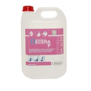 DECERA/P - Concentrated, Alkaline Based Detergent