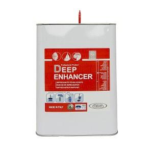 DEEP ENHANCER - Impregnator enhancer for very compact surfaces