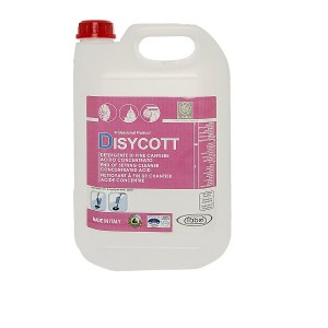 DISYCOTT - End Of Setting, Concentrated Acidic Cleaner