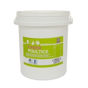 FABER POULTICE - Coadjutant Powder For Stain Removers