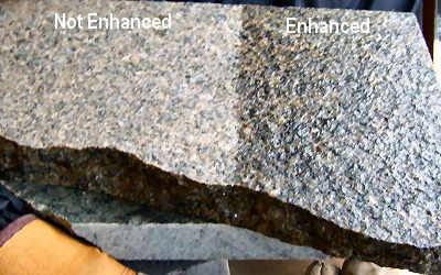 Xử lý đá bạc màu