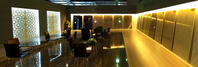 Thư cám ơn khách hàng, đối tác đã tới tham quan gian hàng Vinastone tại triển lãm Vietbuild Hanoi 2014