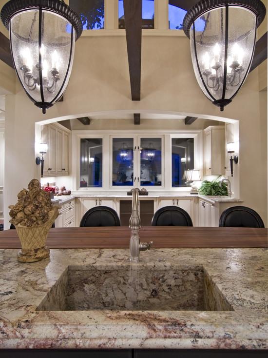 Chăm sóc bồn rửa bằng đá Granite