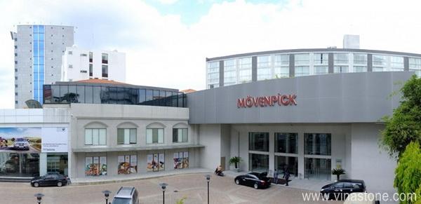Vinastone cung cấp dịch vụ Stonecare cho Khách sạn Movenpick Sài Gòn