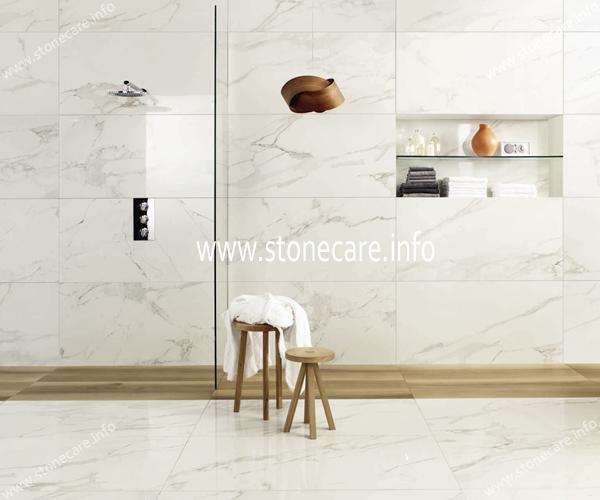 Chăm sóc đá Marble trắng dễ dàng hơn bao giờ hết